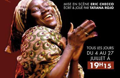 Amou Tati dans la dame de fer du 4 au 27 juillet au Festival d'Avignon!