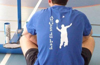 Le tee-shirt du club