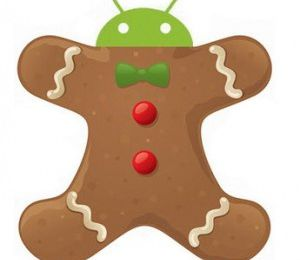 Android Gingerbread serait Android 2.3