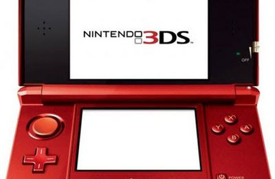 Les specifications hardware de la Nintendo 3DS