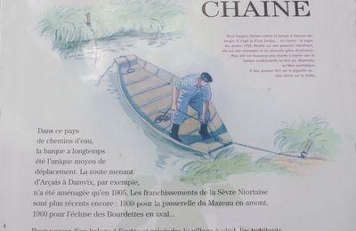 Le bateau à chaînes