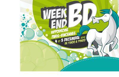BBR au Week End BD de Vincennes 4 & 5 décembre 2010