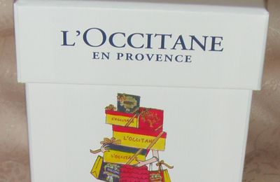 Shopping # 164, partie 1 : Little Mini Box de Noël 2013 by L'Occitane