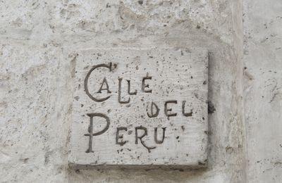 "PEROU : Aréquipa, la Colca et les ""Maria""..."