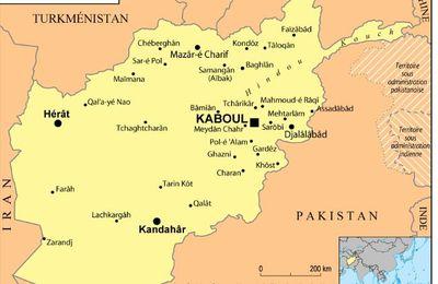 L'Afghanistan, 37 ans de guerre civile.