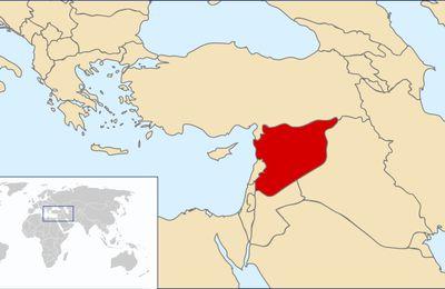 La Syrie, carrefour des Empires.