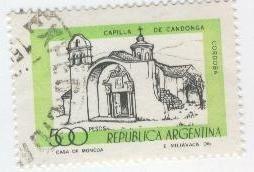 chapelle en Argentine et monastère en Arménie