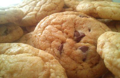 Cookies choco/pâte de spéculoos