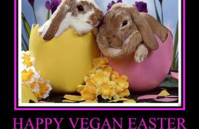 Vegan Easter