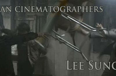 Korean Cinematographers - Lee Sung-je
