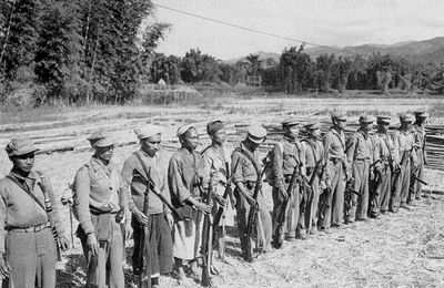 Kachin Rangers: Allied guerrillas in WW II Burma