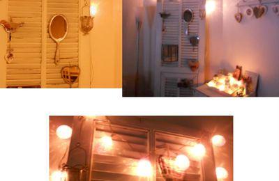 illuminations de noel à la maison