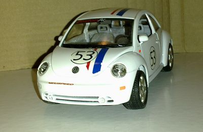 VW New Beetle 1998