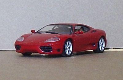 360 Modena 2001