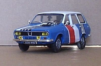 12 Gordini break 1973