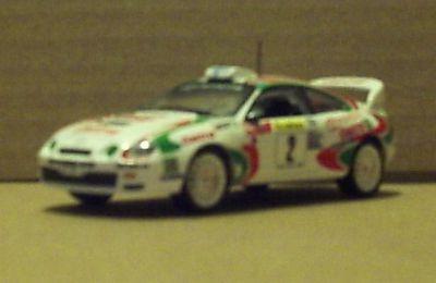 Toyota Celica GT4 1995