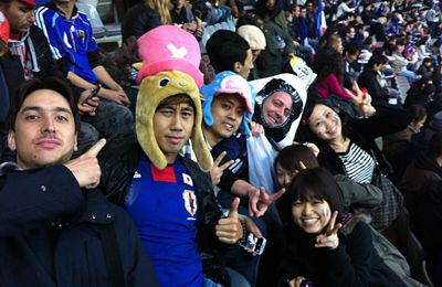 REVIEW : FRANCE VS JAPAN (ENGLISH VERSION)