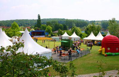 Un parc haut en couleurs
