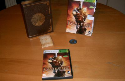 Edition Collector Fable 3