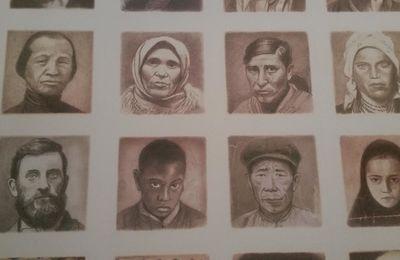 Exposition Albums-Bande dessinée et immigration, 1913-2013 au musée de l'histoire de l'immigration.