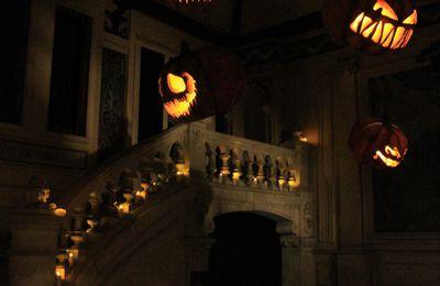 Pour fêter Halloween, les portes de l'enfer s'ouvrent rue de Paradis
