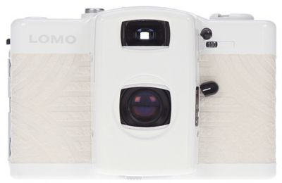 the lomo LC-A+ white