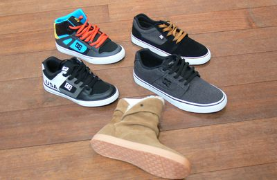 DC shoes Junior hiver 2012/13