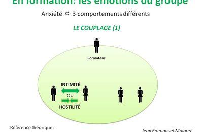 Émotion du groupe en formation : le couplage
