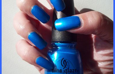 Splish splash - China Glaze