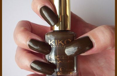 Brown leather (01) - Kiko