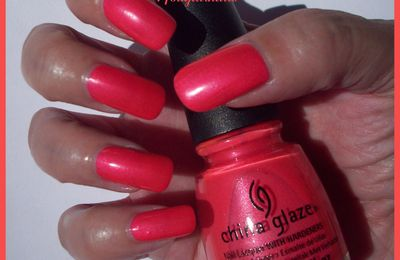 Flirty tankini - China Glaze