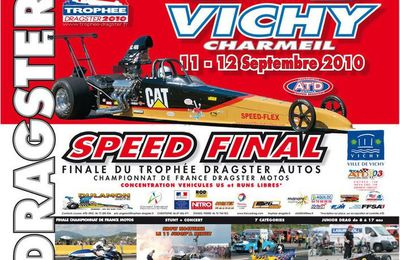 Finale Dragster Vichy 2010