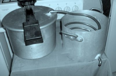 mon appareil à hydrolat