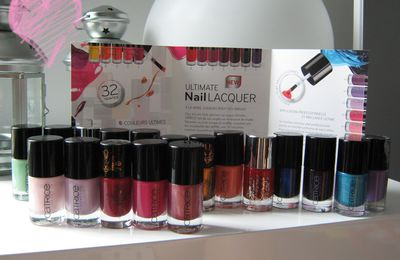 Mes vernis Catrice