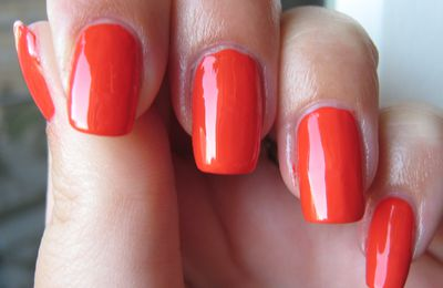 Orange mécanique.... by OPI