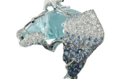 Collection haute joaillerie Dimitri Nester.