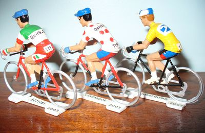 figurines tour de france (voir album )