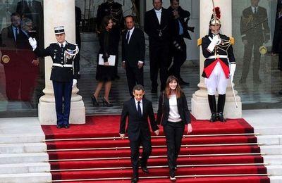 Elections Présidentielles 2012 : François Hollande a t'il manqué de courtoisie à l'endroit de Nicolas Sarkzoy (J + 14)