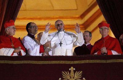 Religion : Election du nouveau Pape François