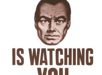 Société : Big Brother is watching you !!!