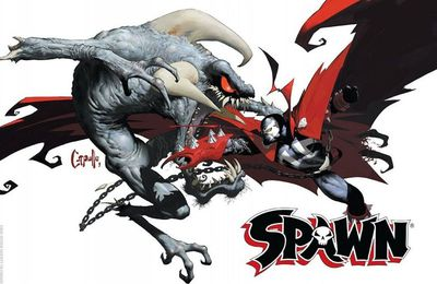 Spawn: 20th Anniversary Posters