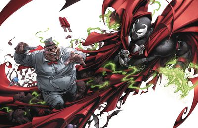 Spawn: Origins Book 7 HC
