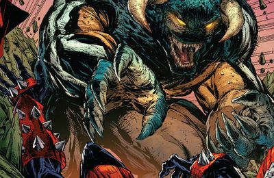 Spawn #222, preview
