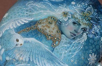 Lisa Shtrambrand ~ La reine hiver / Лиза Штрамбранд ~ Королева зима