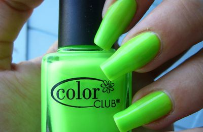 Color Club - The Lime Starts Here (Wicked Sweet)