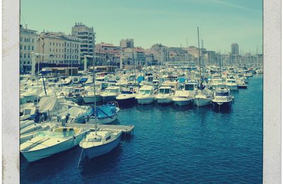 Un week-end (génial) à Marseille