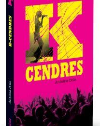 K-Cendres en librairies le 7 septembre 2011 !