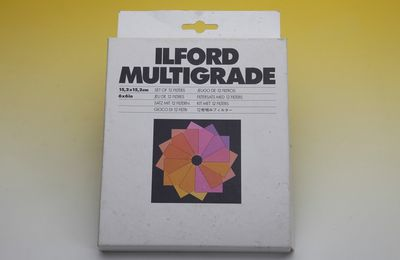 Filtres multigrade Ilford