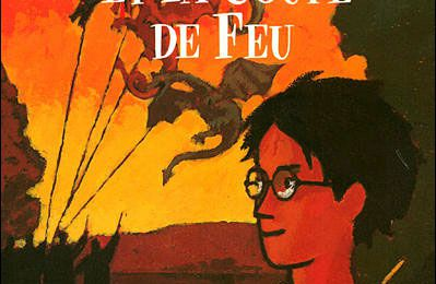 Harry Potter et la coupe de feu (T4)