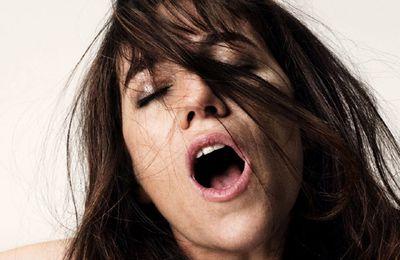 Charlotte Gainsbourg s'affiche en plein orgasme pour Nymphomaniac